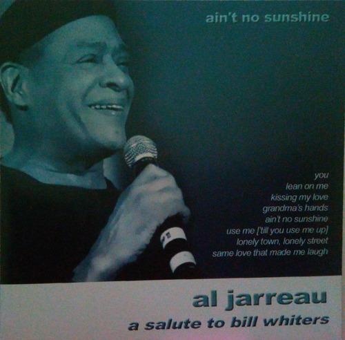 Cd Al Jarreau  A Salute To Bill Whiters