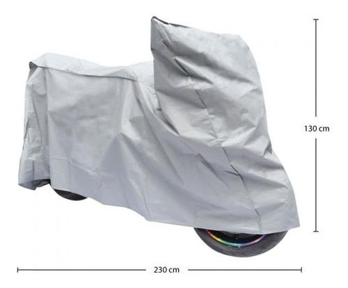 Cobertor Forro Funda Para Motos Moto