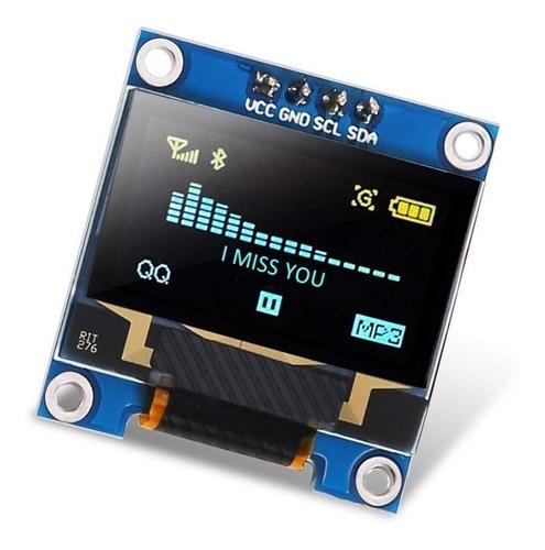 Pantalla Oled 128x64 I2c Arduino