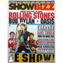 Revista Showbizz N° 3 Ano 14 Ed 152 Março Rolling Stones