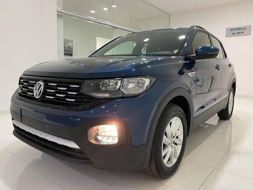 Volkswagen T-cross 1.6 Comfort At Anticipo $390.000 Lm