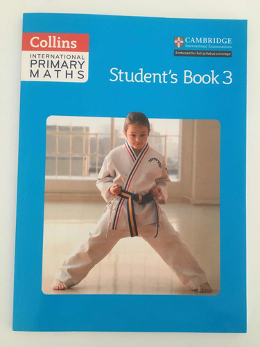 Collins International Primary Maths.  Students Book 3
