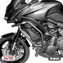 Protetor De Motor E Carenagem Versys 650 2015 Em Diante C/pe