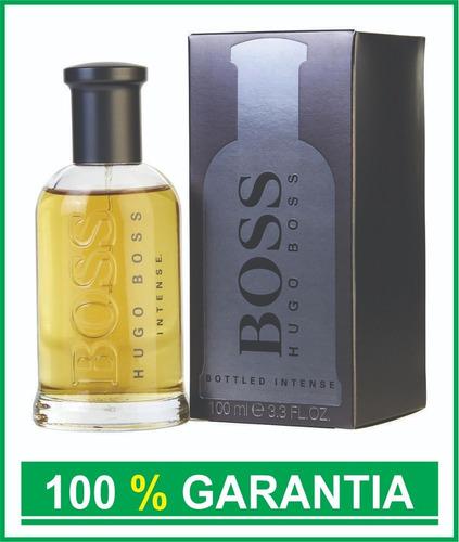 Perfume Hugo Boss Bottled Intense Edp 100 Ml Original Sellad