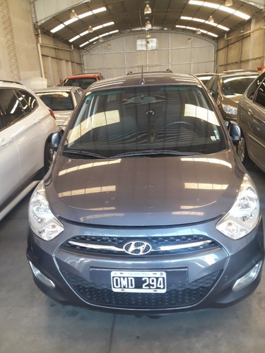 Hyundai I10 1.2 Gls Seguridad L At 2015