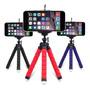 Tripé Suporte Para Câmera Celular Gopro Flex Samsung J7, J8