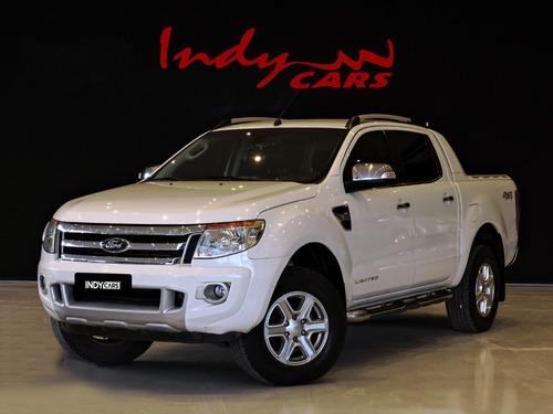 Ford Ranger Ltd 4x4 Ltd Mt 3.2 Pick-up 2014