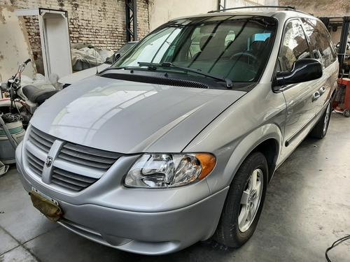 Chrysler Caravan 2006 3.3 Se 3.3 Automatica 7 Asientos