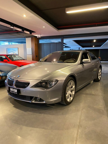 Bmw Serie 6 4.8 650 Ci Coupe Premium Stept 2006