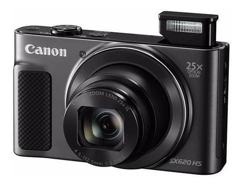 Canon Powershot Sx620 Hs Compacta Cor  Preto