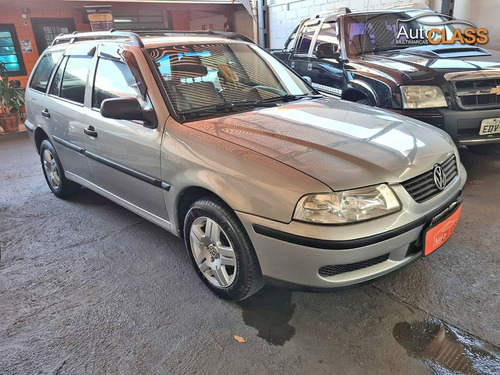 Volkswagen Parati 1.8 Cinza 2001