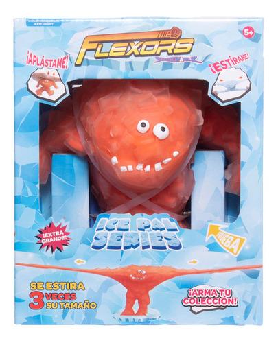 Muñeco Flexor Coleccionable Aplasta Estira Plástico Btf