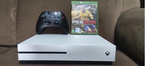 Xbox One S 4k Hdr 500gb Leitor Blu-ray Microsoft Videogame