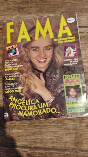 Revista Fama Com Angélica