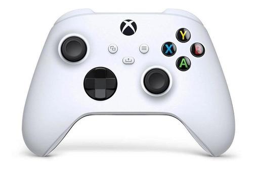 Controle Xbox Series Branco Robot White Series S E X