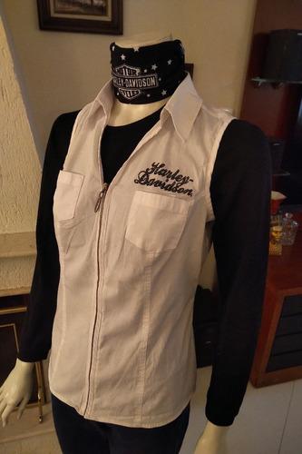 Camisa Regata Harley Davidson Original!