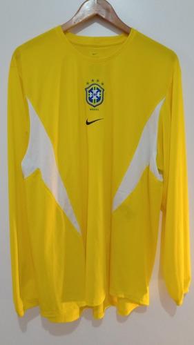 Camisa Selecao Brasileira Retro Copa 2002 Camisas De Futebol Mebuscar Brasil