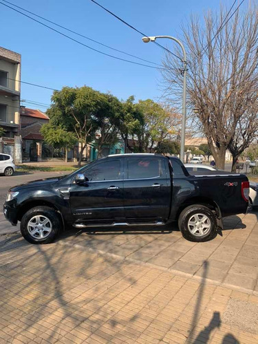 Ford Ranger Limited 2014 Limited