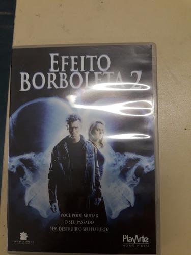 Dvd - Efeito Borboleta 2 Original