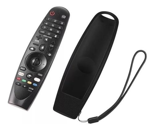 Capa Controle Tv LG Smart Magic Thinq Ai Mr-18ba Mr-19ba