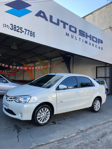 Etios Xls Sedan 1.5 Flex 16v 4p Mec.
