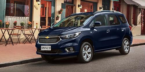 Chevrolet Spin 1.8 Lt 5as 105cv (90) El Mejor Precio!!!