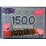 1500 Adesivos Prancheta Para Colorir Peppa Pig