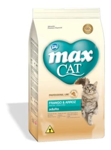 Max Cat Buffet 10 Kilos+ Envio Nacion - kg a $11500