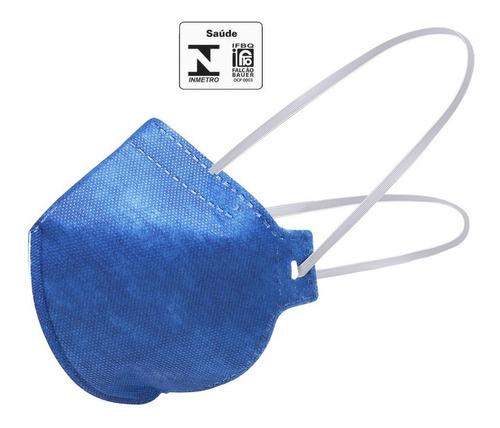 Máscara Respirador Original Pff2 N95 - Proteção Respiratória