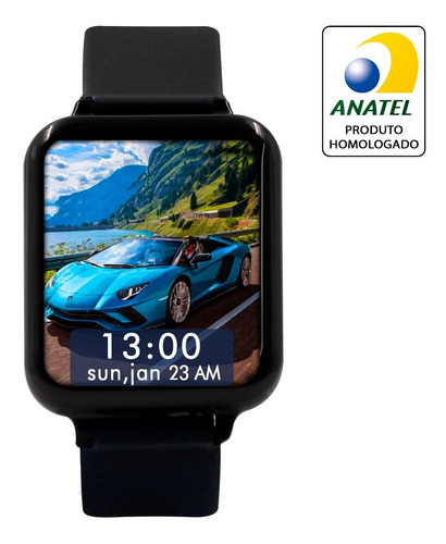 B57 Smartwatch Relógio Inteligente Pulseira Smart Hero Band