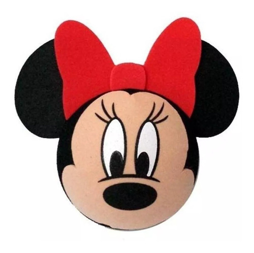 Enfeite De Antena Topper Minnie Walt Disney Bola Topo Carro