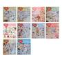 Kit 10 Revistas Eu Amo Ponto Cruz Editora Central Lote 4