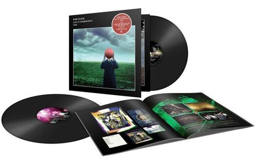 Vinilo Pink Floyd Live At Knebworth 1990 2 Lp Nuevo Sellado