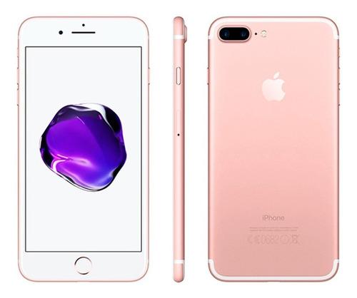 iPhone 7plus 256gb Rose Gold Ouro Rosa Original Pouco Usado