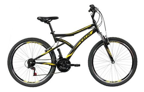 Bicicleta Mtb Caloi Andes Aro 26 - 21 Marchas