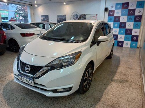 Nissan Note 1.6 Advance Mt 2019. Extra Full.