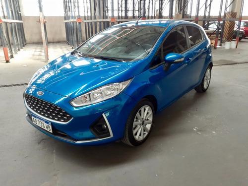 Ford Fiesta Se At 5 Puertas 2019