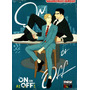 Mangá On Or Off Vol. 1 ( Em Português ) Boys Love Yaoi