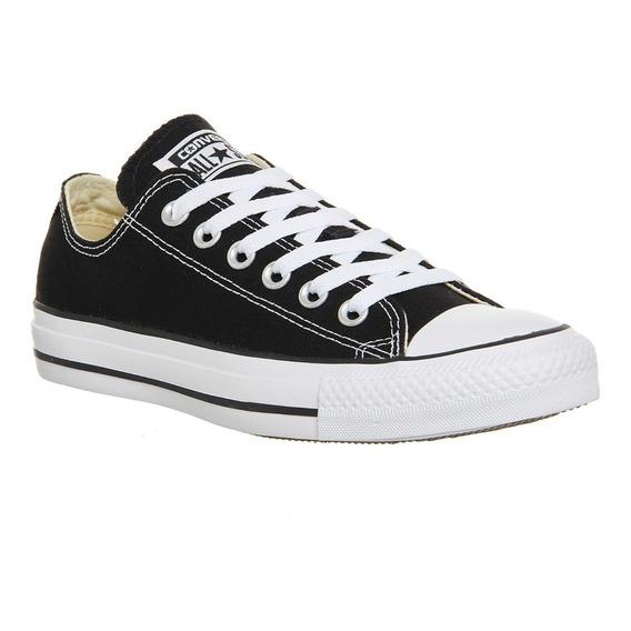 Zapatillas Converse All Star Negro Blanco! 100% Original!