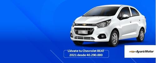 Chevrolet Beat 0km Desde