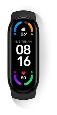 Xiaomi Mi Band 6 Global Relogio Smartwatch Vitrine Original