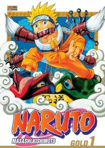 Naruto Gold - Vol.01 (relançamento)