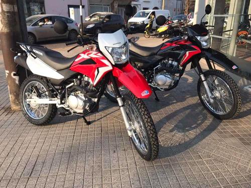 Honda Xr 150 *2020* Okm Contestamos En La Cuarentena