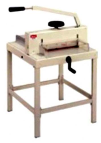 Guilhotina Manual Modelo 3971, Para 800 Folhas