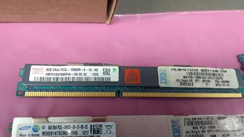Ram Ddr3 8gb Pc3l-10600r Para Servidor Y Workstation