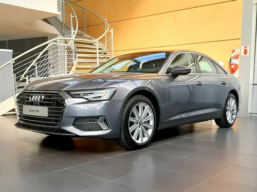 Audi A6 55 Tfsi Quattro Stronic Mild Hybrid