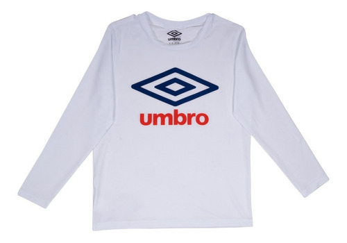 Camiseta Umbro Júnior Basic Uv  825991