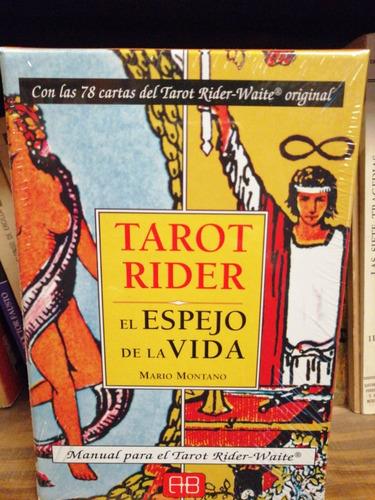 Tarot Rider Waite Espejo De Vida - Mario Montano