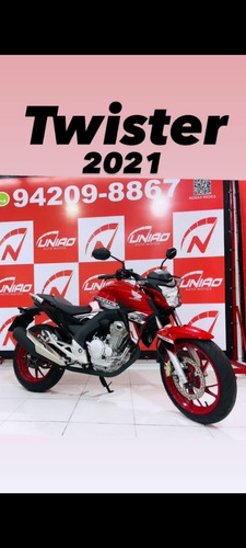 Honda Twister 2021