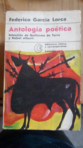 Antologia Poetica De Federico Garcia Lorca 1977